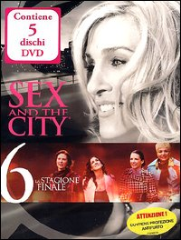 le scarpe in Sex and the city stagione 6