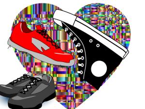 Passione per le sneakers
