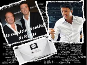 Look del potere degli uomini di successo: le camicie di Renzi