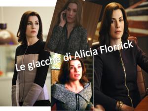 Il look del potere nelle serie tv - le giacche di Alicia Florrick