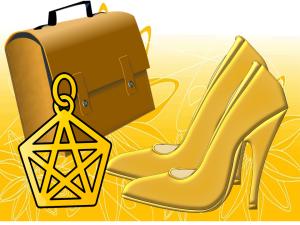 Cosa comunicano i colori di abiti e accessori - il giallo