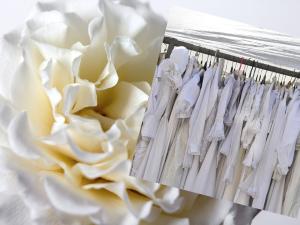 colori degli abiti e degli accessori - il bianco