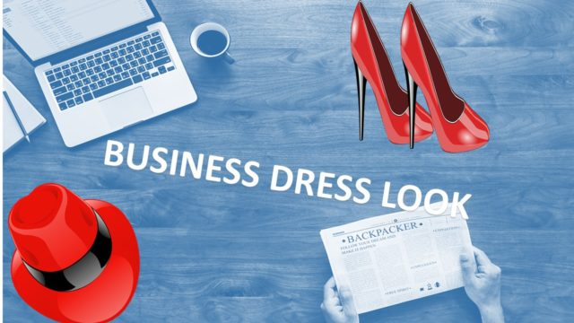 business-dress-look