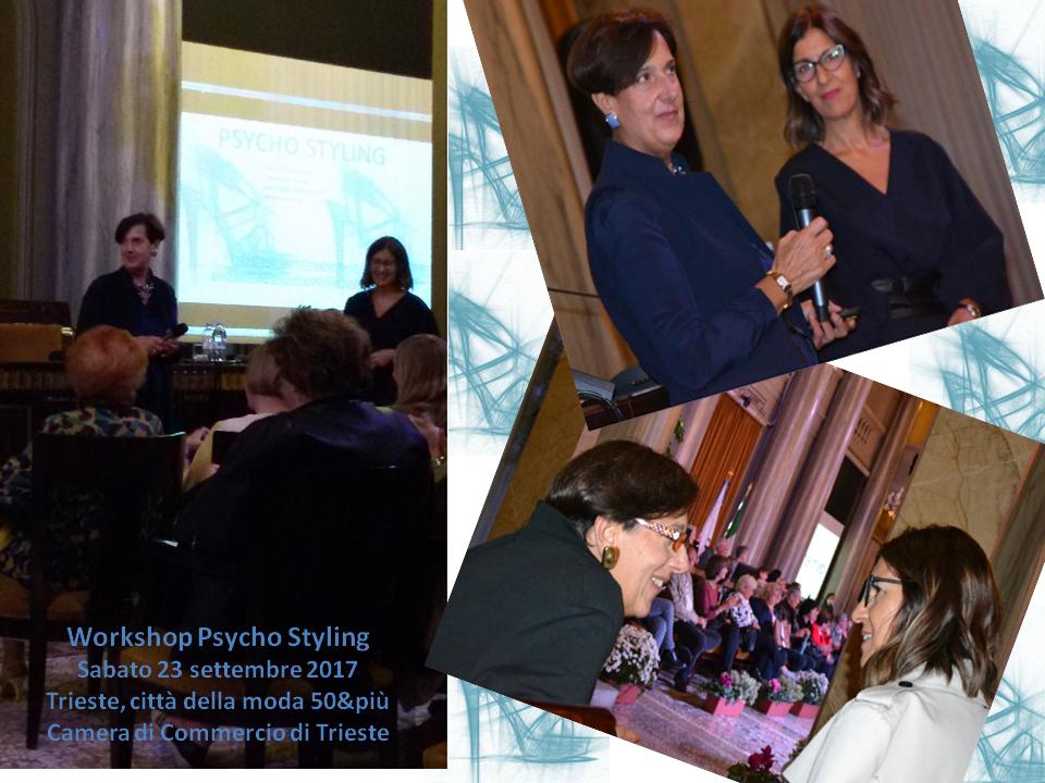 Presentazione di Psycho Styling a Trieste