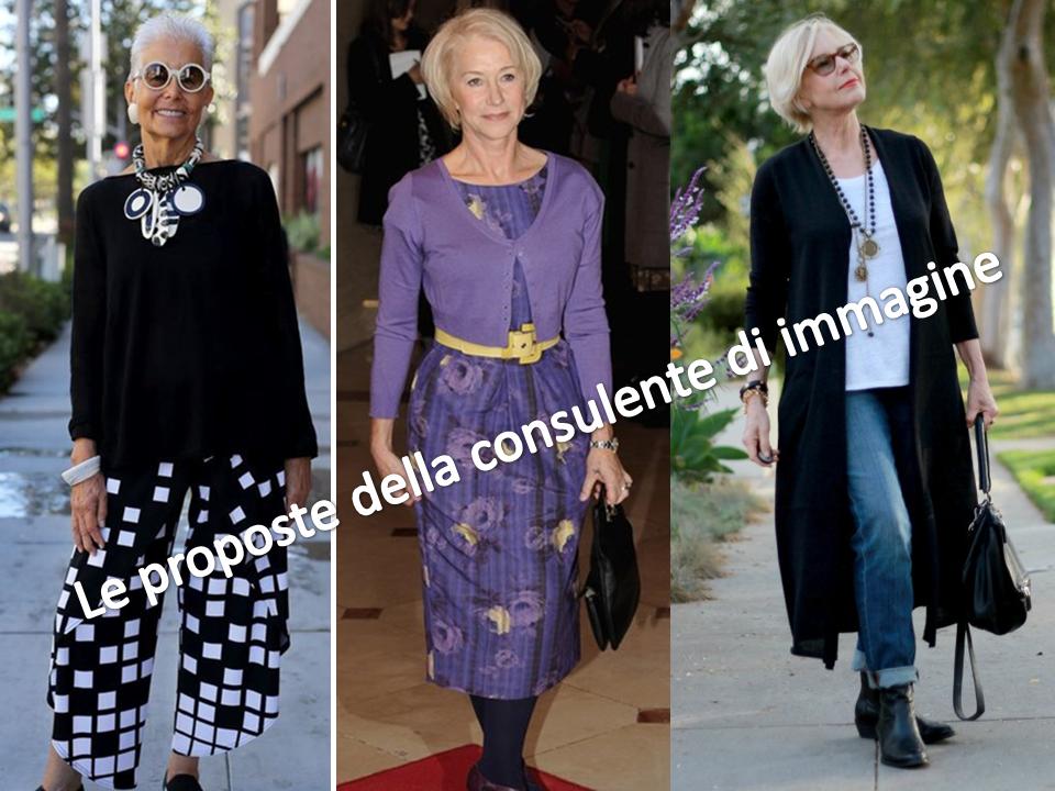 Moda e età. Le proposte della consulente di immagine Maria Cristina Giordano cosìmipiaccio!.blogspot.com