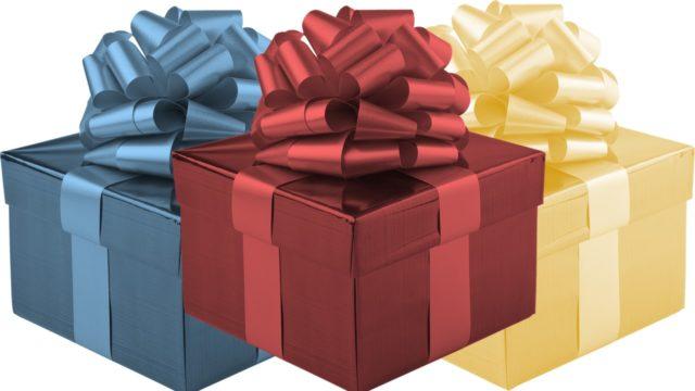 Il linguaggio dei regali