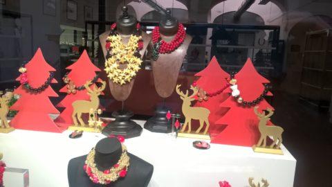 Colori del Natale da Angela Caputi