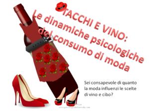 Tacchi e vino - il mio intervento a Wine2wine 2016