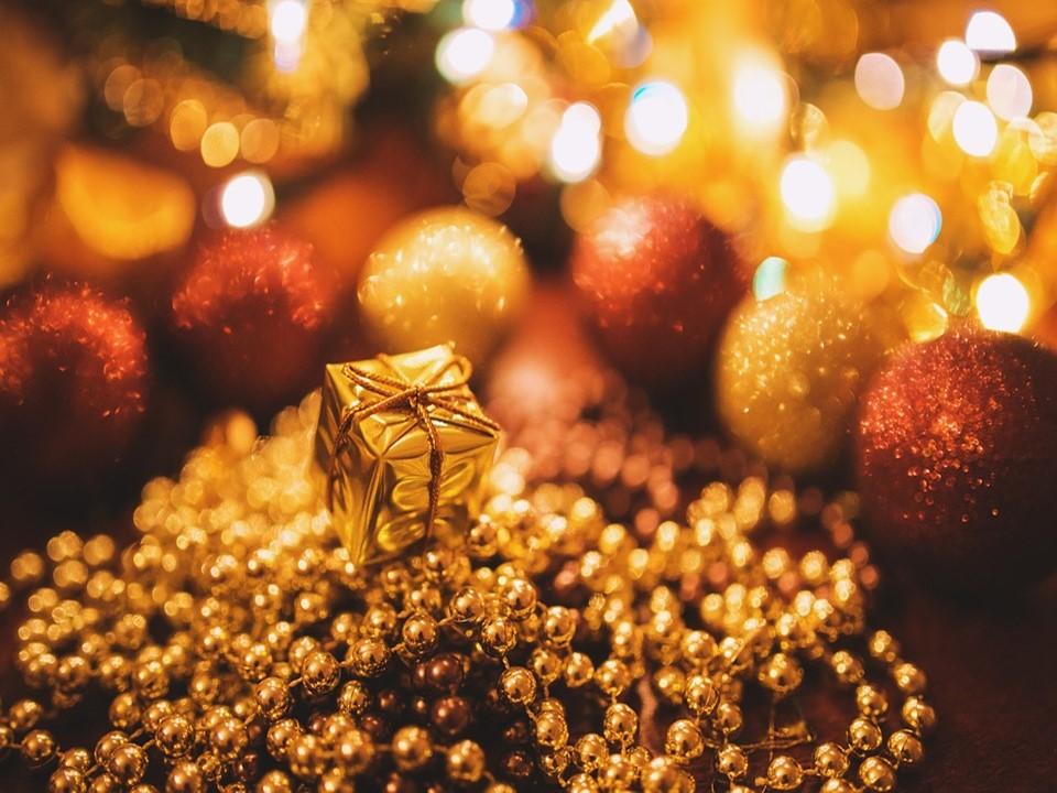 Colori del Natale. Dress Code delle feste