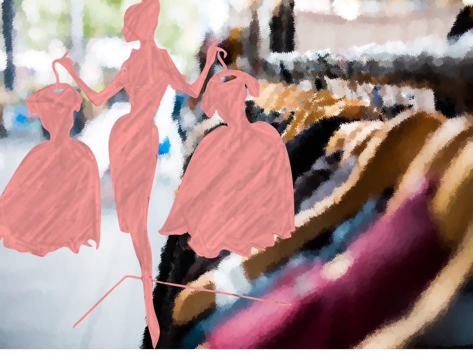 Buoni propositi fashion per l'anno nuovo - riordinare l'armadio