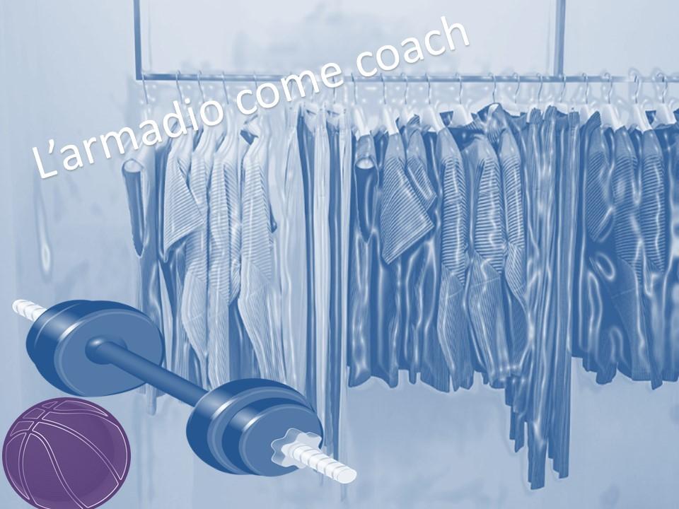 Armadio come coach