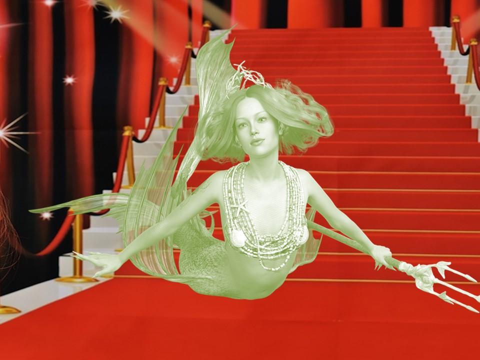 Celebrities sul red carpet