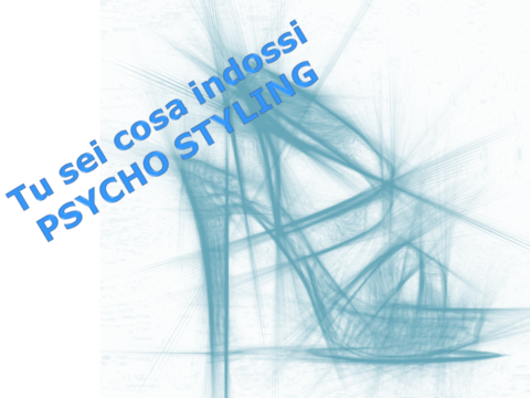 Corso psycho-styling