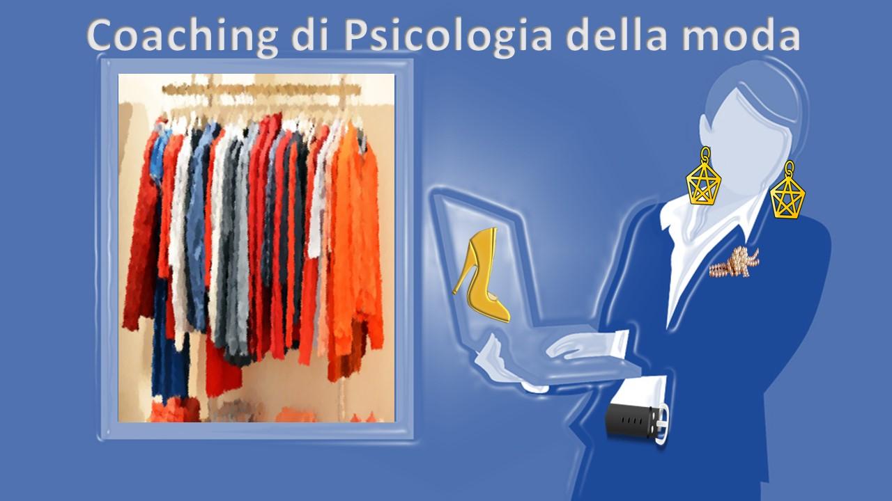 Coaching di psicologia della moda