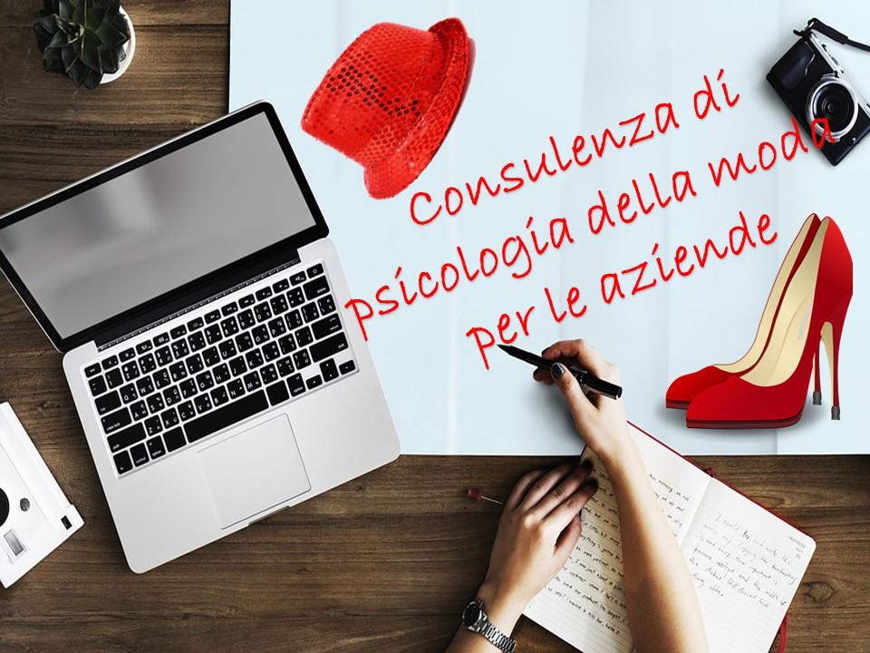 Consulenza di psicologia della moda per le aziende